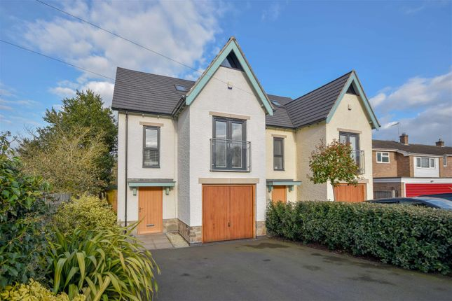 Thumbnail Property for sale in Warwick Avenue, Quorn, Loughborough