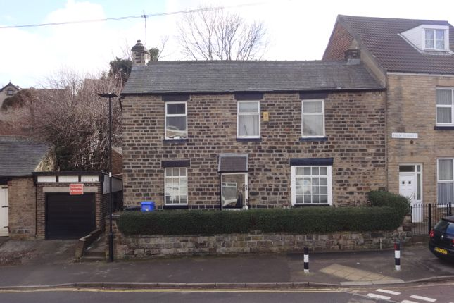 Thumbnail End terrace house for sale in Walkley Road, Walkey, Sheffield