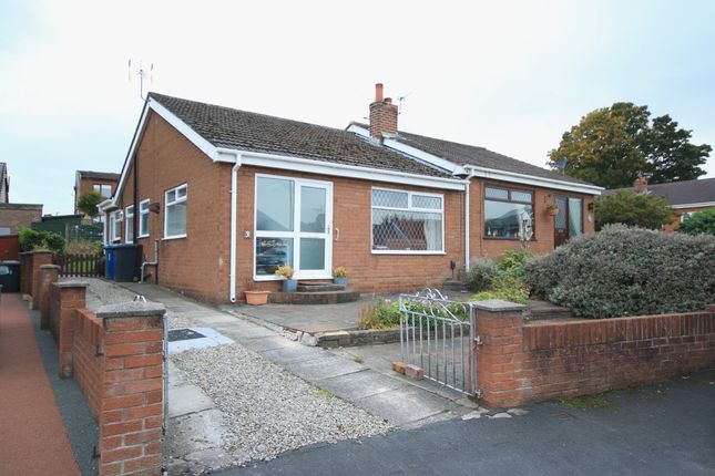 Thumbnail Bungalow to rent in Exford Avenue, Wigan