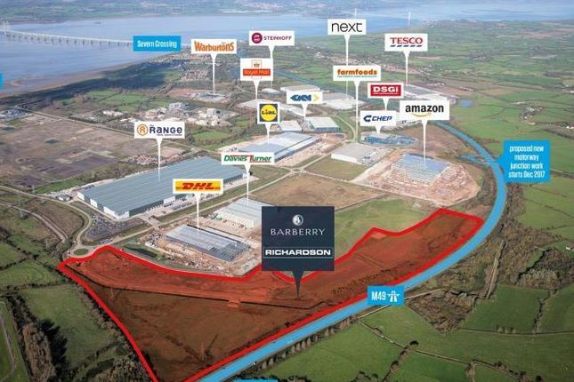 Thumbnail Industrial for sale in Unit 10, More+, Central Park, Severnside, Bristol