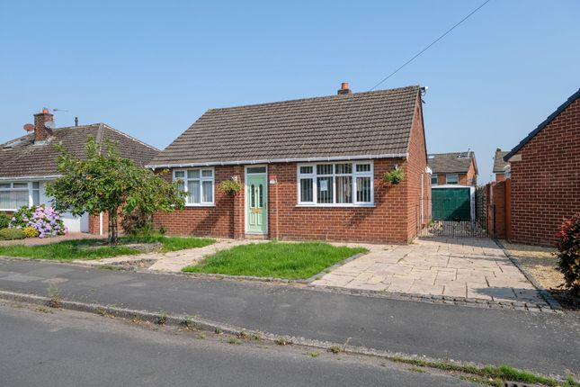 Thumbnail Detached bungalow for sale in Heyes Drive, Lymm