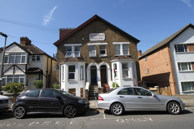 Thumbnail Flat to rent in Ravensbourne Road, Bromley
