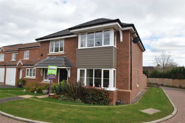 Thumbnail Detached house for sale in Lawley Way, Droitwich