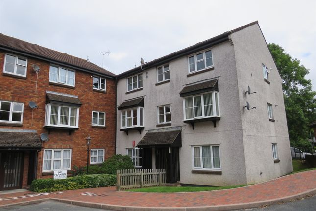 Thumbnail Flat for sale in Portland Court, Stoke, Plymouth