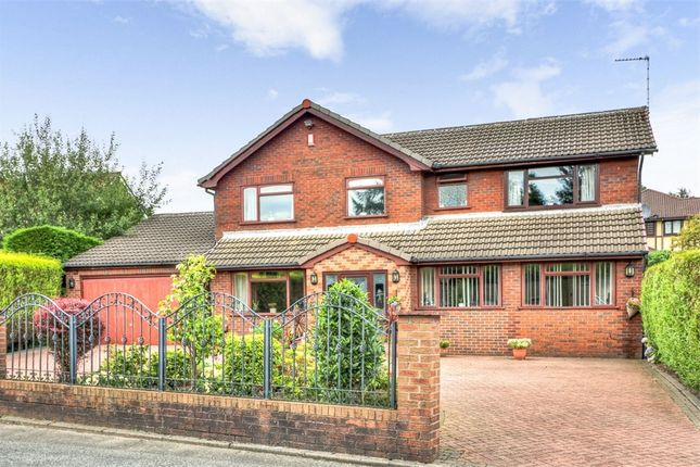 Thumbnail Detached house for sale in Bittern Close, Rochdale, Lancashire