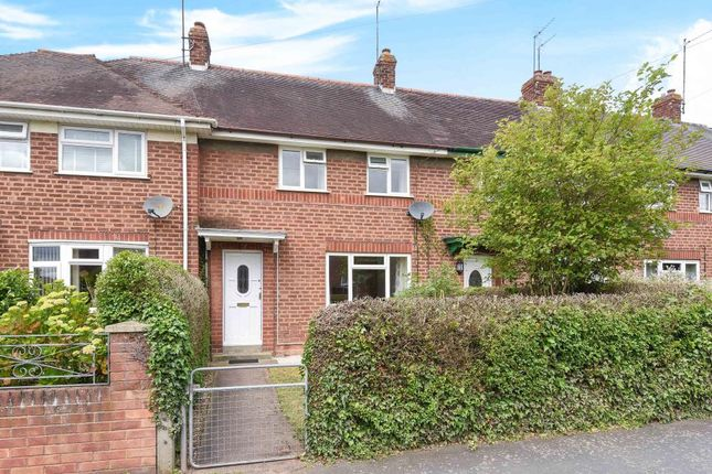 Thumbnail Terraced house to rent in College Estate, Hereford