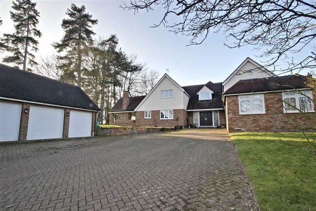 Thumbnail Detached house for sale in Charity Wharf, Mentmore Road, Leighton Buzzard