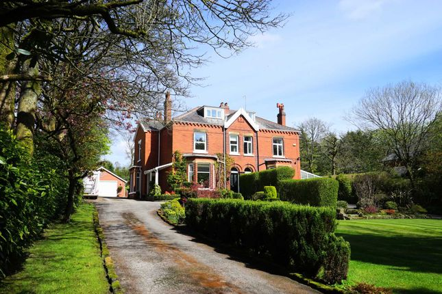 Thumbnail Semi-detached house for sale in Woodleigh, High Bank Lane, Bolton