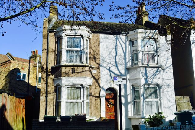 Thumbnail End terrace house for sale in Buckland Road, London