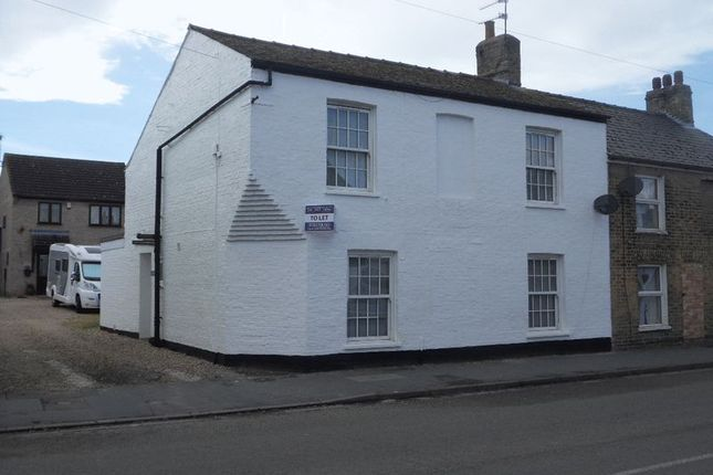Thumbnail Semi-detached house to rent in Pratt Street, Soham, Ely