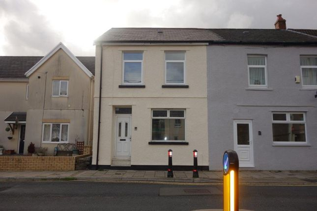 Thumbnail End terrace house to rent in Maerdy Road, Maerdy