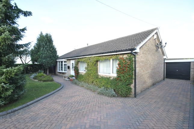 Thumbnail Detached bungalow for sale in Vineyard Close, Tickhill, Doncaster