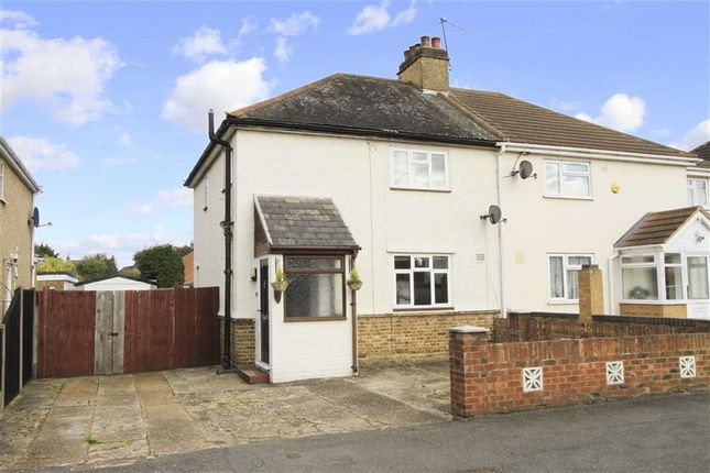 Thumbnail Semi-detached house for sale in St Martins Road, West Drayton, Middlesex