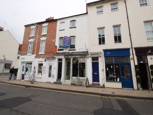 Thumbnail Flat to rent in Flat 1, 131-135 Regent Street, Leamington Spa