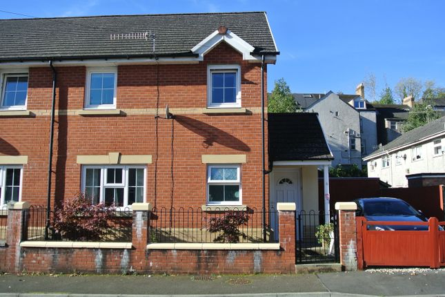 Thumbnail Semi-detached house for sale in Michael Court, Pontypool
