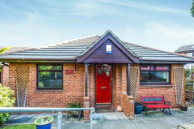 Thumbnail Bungalow for sale in Ffordd Tan'r Allt, Abergele