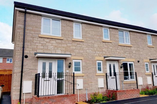 2 bed property to rent in Clos Meredith, Brackla, Bridgend CF35