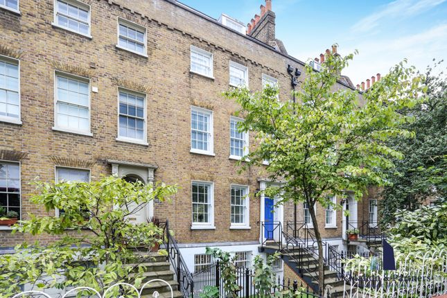 Thumbnail Terraced house for sale in New Kent Road, London