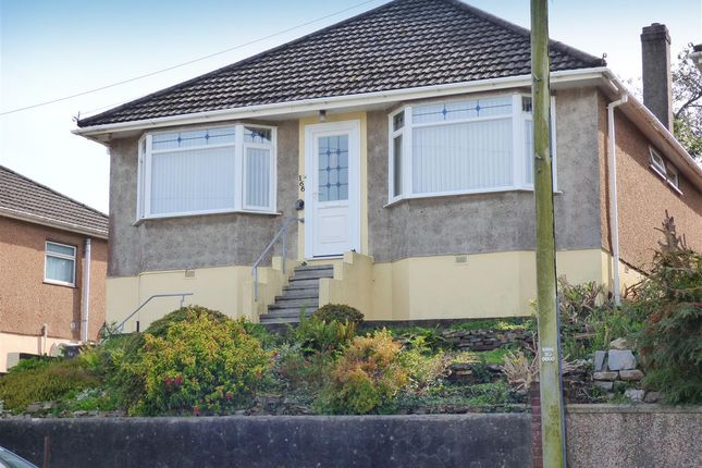 Thumbnail Bungalow for sale in Stanborough Road, Plymstock, Plymouth