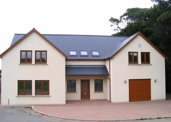 Thumbnail Detached house for sale in Brompton Grove, Burton, Milford Haven