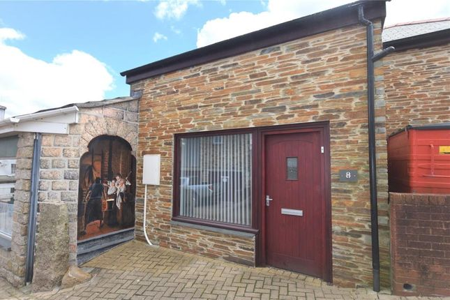 Thumbnail End terrace house to rent in Biscombes Lane, Callington, Cornwall