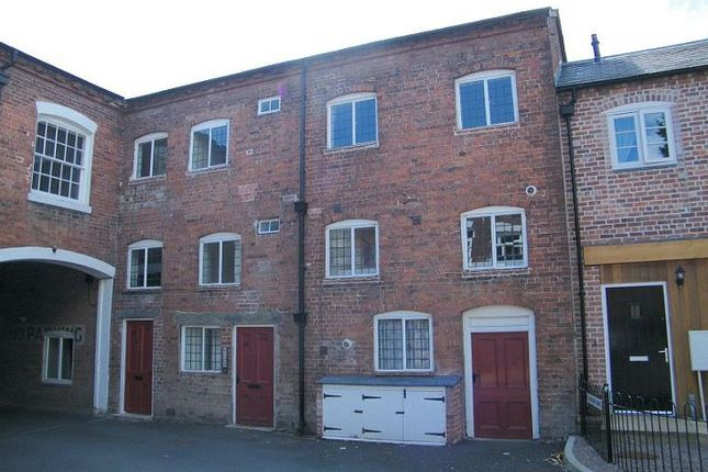 Thumbnail Flat for sale in The Old Malt House, Off South Street, Leominster.