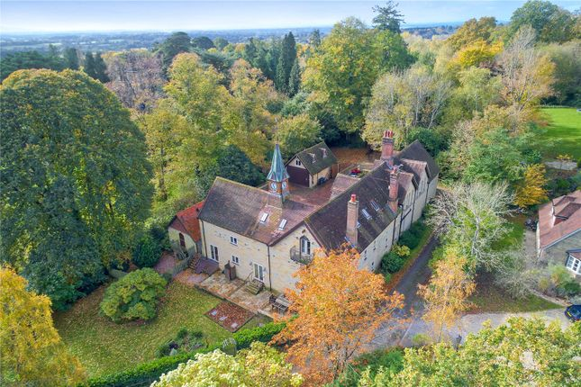 Thumbnail Detached house for sale in Wykehurst Park, Colwood Lane, Bolney, West Sussex
