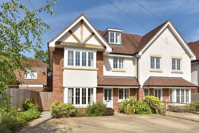 Thumbnail Semi-detached house to rent in New Road, Berkshire