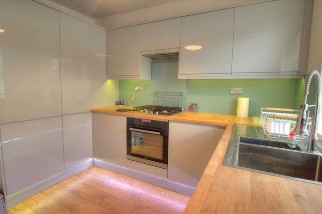 Thumbnail Maisonette for sale in Hall Gardens, London