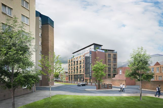 1 bed flat for sale in Hopper Street, Gateshead