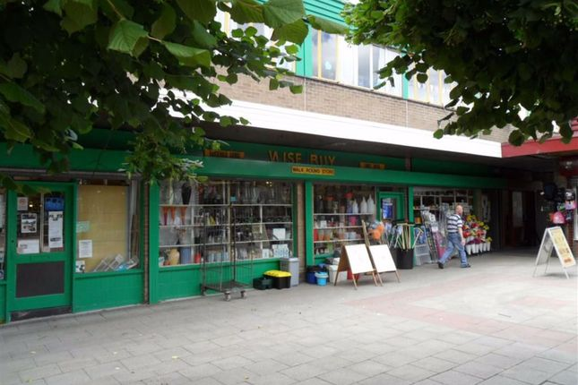 Thumbnail Commercial property for sale in 22-26, Market Place, Staveley, Chesterfield