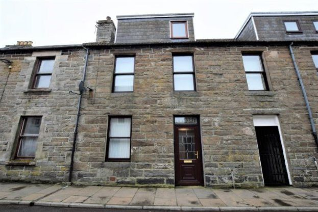 Thumbnail Terraced house for sale in 13 Williamson Street, Wick