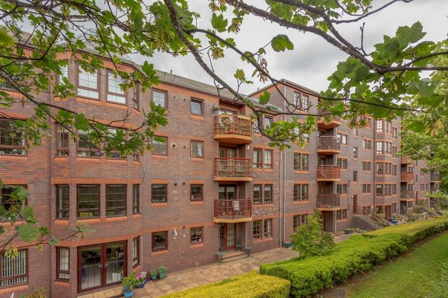Thumbnail Flat for sale in Orchard Brae Avenue, Edinburgh