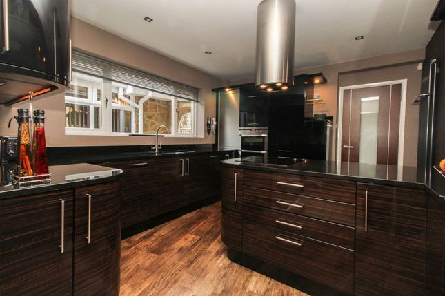 Kitchen Featuring Island