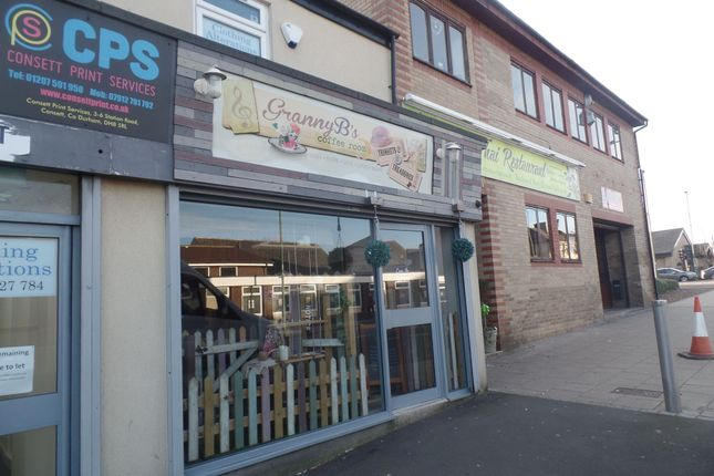 Retail premises for sale in Station Road, Consett