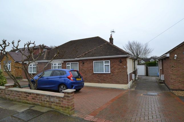 Thumbnail Bungalow to rent in Western Road, Nazeing, Waltham Abbey