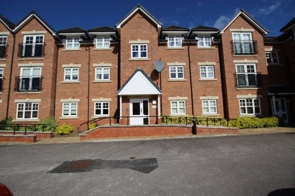 Thumbnail Flat to rent in College Fields, Cronton Lane, Widnes
