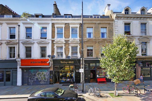 Thumbnail Maisonette for sale in Bethnal Green Road E2, London