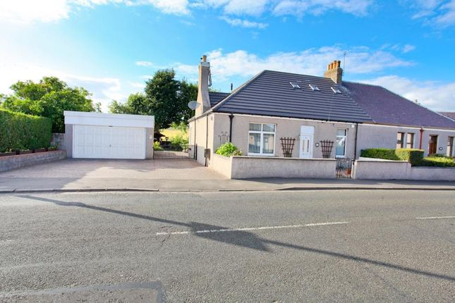 Thumbnail Semi-detached bungalow for sale in West End, Kinglassie, Lochgelly