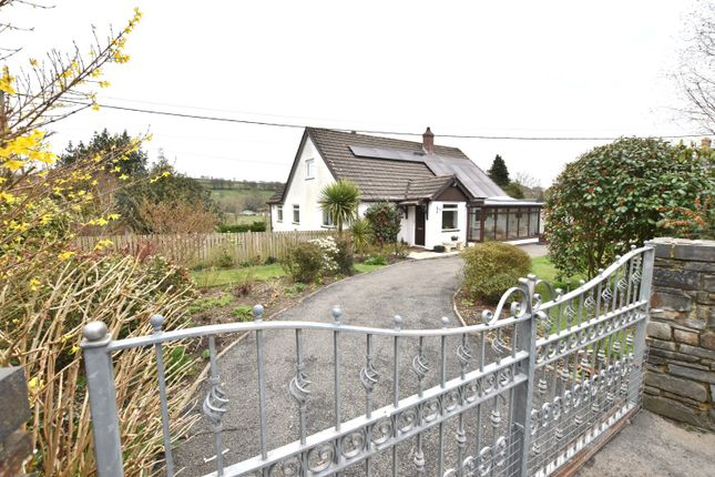 Thumbnail Detached bungalow for sale in Cardigan Road, Newcastle Emlyn, 9Ra