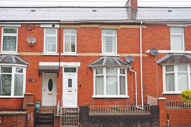 2 bed terraced house for sale in Pengam Road, Ystrad Mynach, Hengoed CF82