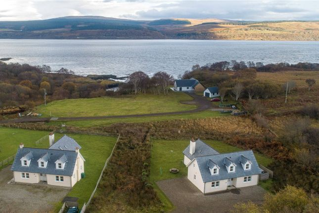 Thumbnail Detached house for sale in Stag House And Otter House, Aros, Isle Of Mull