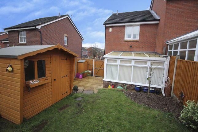 Garden (4) of Beeston Close, Bestwood Village, Nottingham NG6