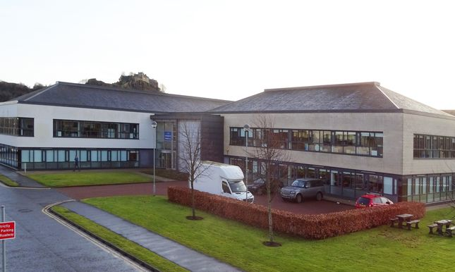 Thumbnail Office to let in The Castle Business Park, Stirling