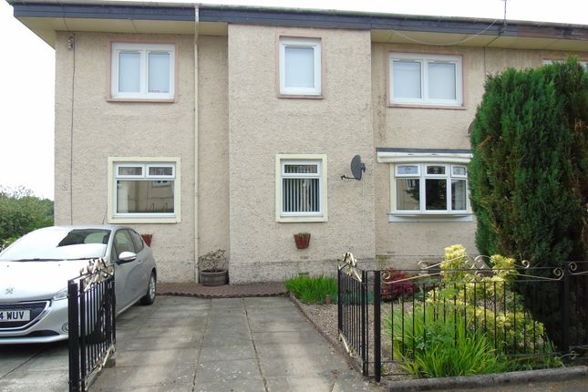 Thumbnail Flat for sale in Viewbank Ave, Calderbank, Airdrie