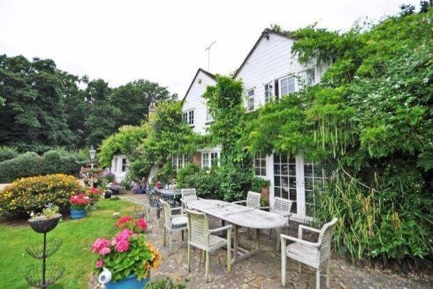 Thumbnail Detached house to rent in Wheatsheaf Road, Woodmancote, Henfield