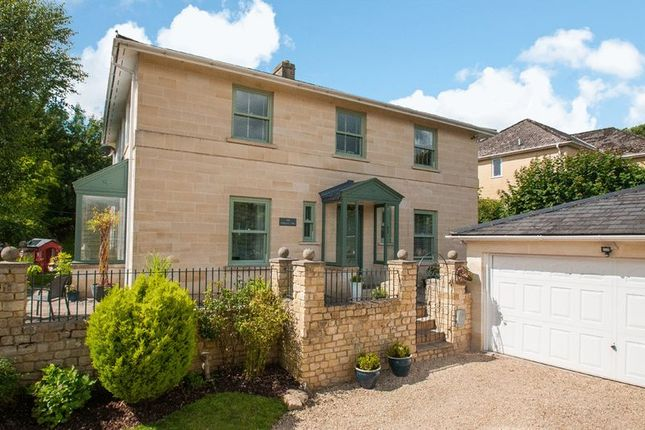 Thumbnail Detached house for sale in Seven Acres Lane, Batheaston, Bath