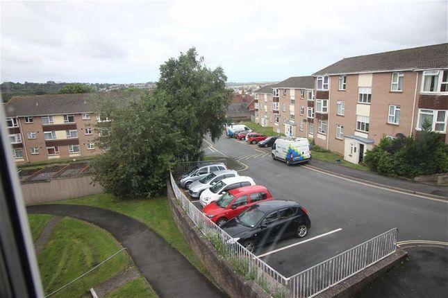 Thumbnail Flat for sale in Bevan Road, Barnstaple