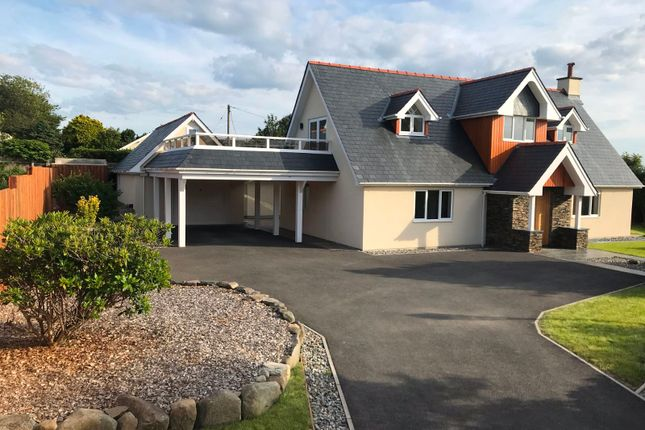 Thumbnail Detached house for sale in 1 Tan Y Coed, Dyffryn Ardudwy