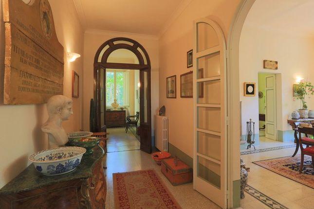 Corridor of Villa Prosperini, Calzolaro, Citta di Castello, Umbria
